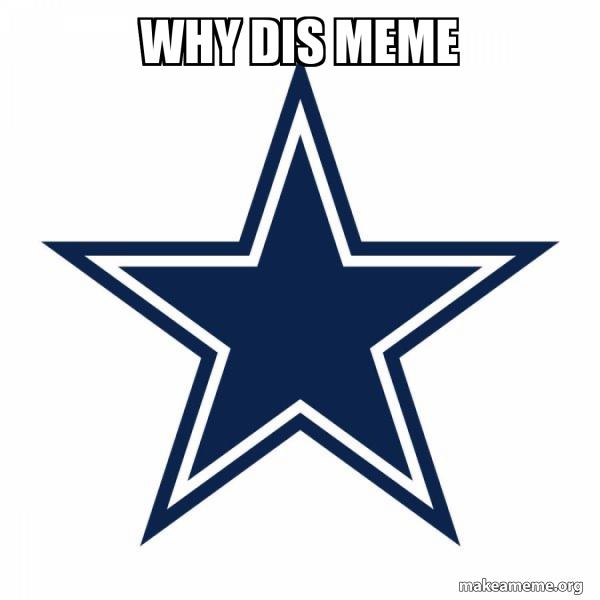 Dallas Cowboys meme
