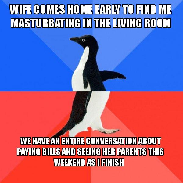Wife Comes Home Full