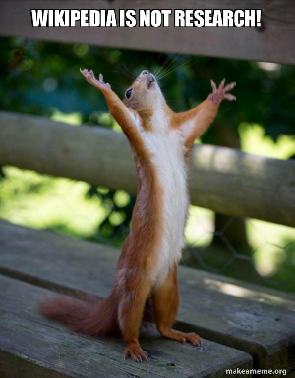 Happy Squirrel meme