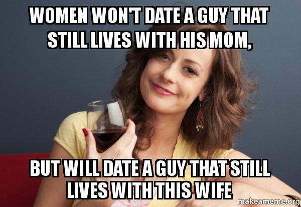 Dating married women meme