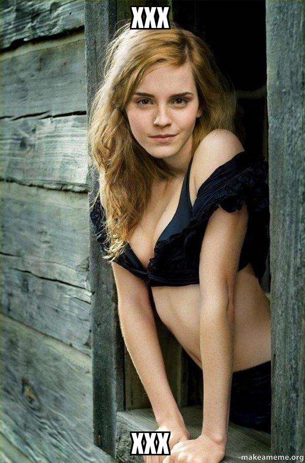 Emma watson xxx