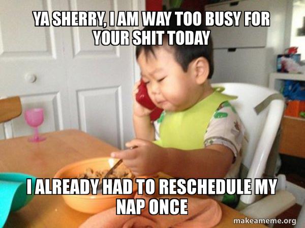 Businessman Baby meme