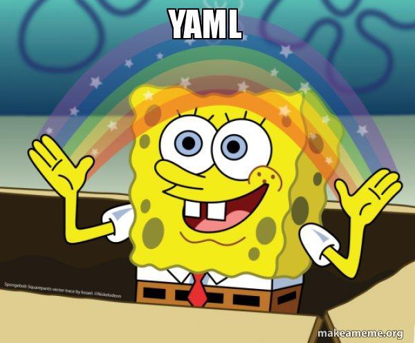 Yay YAML