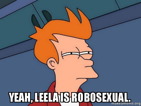 Robosexual