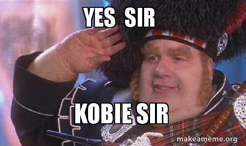yes sir 5aaf28 yes sir kobie sir make a meme