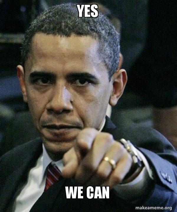 Angry Obama meme