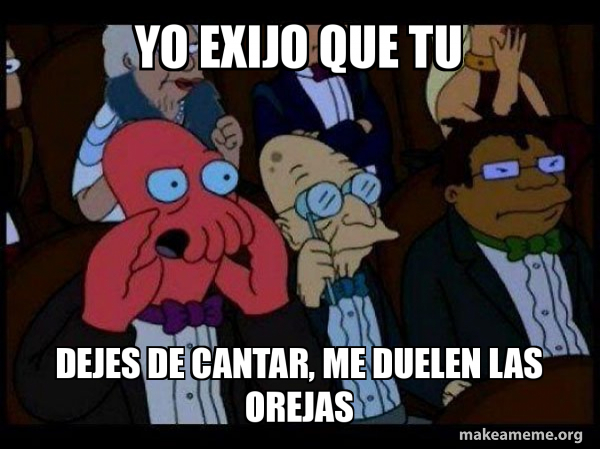 Your meme is bad and you should feel bad - Zoidberg meme