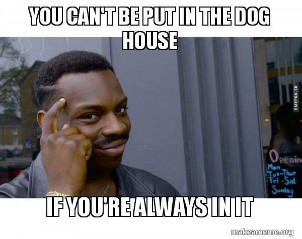 dog house meme