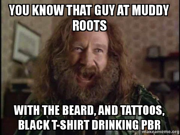 Beard and tattoos meme - photo#30