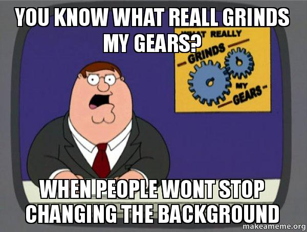 What Grinds My Gears (Family Guy) meme