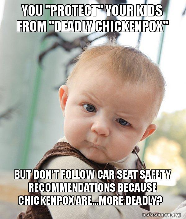 You Protect Your Kids From Deadly Chickenpox But Dont Follow