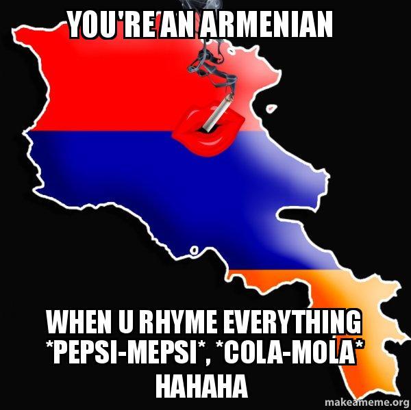Good Guy Armenia meme
