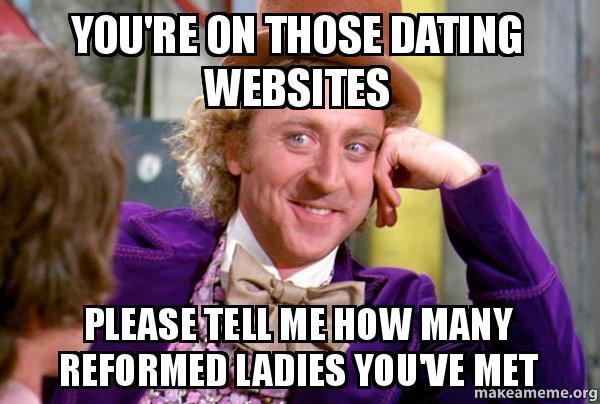 reformed dating websites