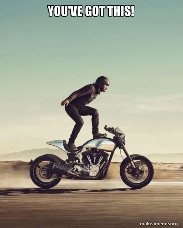 Keanu Reeves Stunt Bike meme